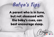 Baby Sleep Tips by Batya the Baby Coach