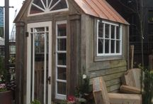 Garden Sheds / by Jan Dicus