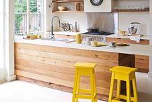 kitchen pallets design