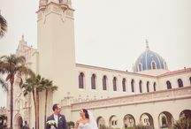 Immaculata San Diego Church wedding photos and photography / Stunning and historic San Diego Wedding Church. Gorgeous church to get married at in San Diego photography by www.hollyireland.com