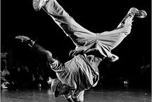 Break dance ,