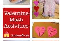 preschool valentine's / Creative hands on activities to strengthen all developmental sk8lls