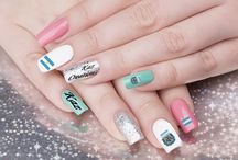 Countries Nail Art