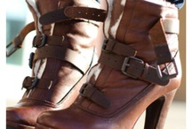 Shoes!!!  / Boots, heels, pumps, sandals and more!  / by Tierra Fuentes