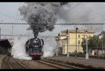 PARNÍ NOSTALGIE / Odkazy na parní lokomotivy, vlaky a vše kolem.