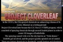 Chemical trails