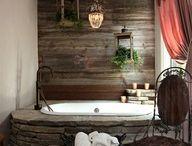 Bathrooms / by Annette Blankensteiner