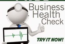 iQDesk Business Health Check / Free Business Health Check anyone? Takes a few seconds and gives you great insight about your business. Works for every business. Try it now  http://iqdesk.net/business-health-check/