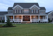 Johnson Residence / Concept Images for Custom home exterior