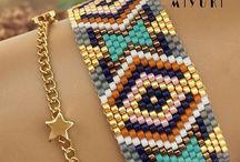 Кирпичной плетение