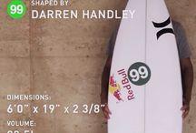 DHD Surfboards / Australian made surfboard.