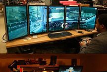 Computer Set up gaming