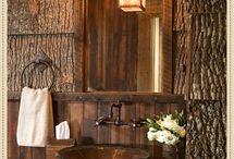 bathrooms for cabin