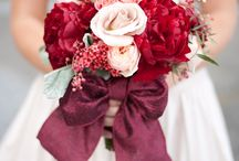 ♥ Bouquets rouges ♥