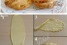 Breads/Pastries / by Ashley Knight Ames