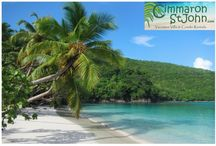 Beautiful Beaches / St. John in the US Virgin Islands has some of the most beautiful beaches in the world. Come visit us in paradise. We have a variety of private villas and condo rentals available on St. John in the US Virgin Islands. See them all at www.cimmaronstjohn.com