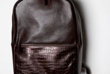 Royal Notes Backpacks / Fine Leather Backpacks entirely produced in Italy