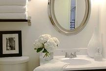 Bathrooms / by Cindy George-Mcintosh