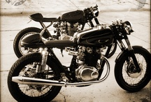 Motorcycles / by Casey Darnell