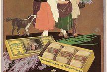 Vintage Soap Posters