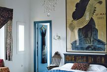 Bedroom Re-design / by Maureen