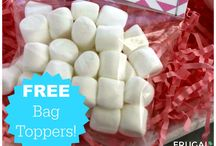 printable bag tippers