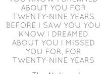 lyrics / by Jessica Ann