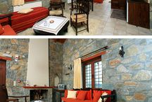 Tourist residences in Krousonas, Crete