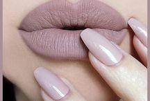 Lipstick and make up