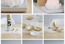 lusikoista tehty kynttiläkippa