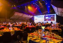 Gala Dinner Theming / A Gala or Awards Dinner is a great way to get creative at an event.