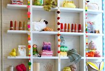 Store Stuff / Ideas for decor, merchandise, and etc for a small store. / by Leslie Hodge