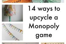 Upcycling games