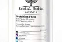 Media e social