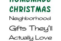 Подарки праздники