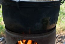 Koken op open vuur / Koken op open vuur