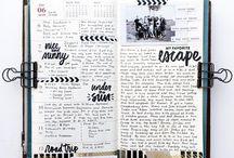 travellers notebook // bujo inspiration