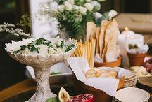 Food - snack trays