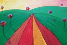My Original Paintings