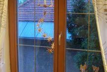 Eurookná z našej dielne / Výroba - eurookná, balkónové dvere, vchodové dvere