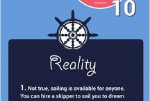 Sailing Infographics / Here you can find our sailing infographics
