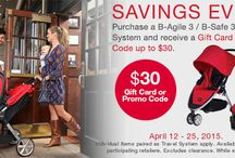Britax Promotions / Looking for great deals on Britax products. This board highlights promotions throughout the year. / by Britax