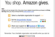 Shopping 4 The Fight / Shop on Amazon Smile and join the fight to end Addison's disease.  / by 4 Philip