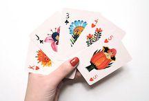 Cartas and cards