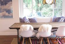 Dining Spaces / by Carrie Jerrell