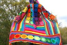crochet sth