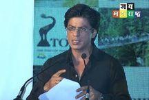 Shah Rukh Khan quits silence