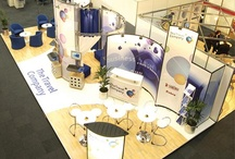 Exhibitions & Environments / Design for exhibition spaces and environments including exhibition branding