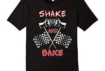 Shake And Bake / This board is for all people who loves racing.