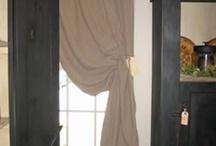 Curtains / by Lee Ann Spargo McCall